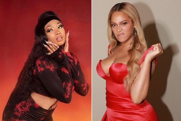 """Previsão aponta Megan Thee Stallion e Beyoncé novamente no topo da Billboard com """"Savage"""""""