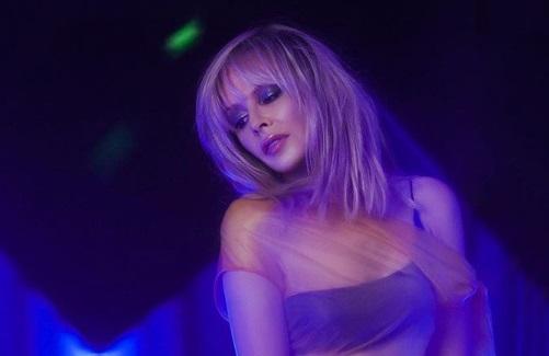 """Kylie Minogue está de single novo! Ouça """"Magic"""""""