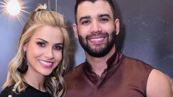 Acabou! Gusttavo Lima e Andressa Suíta terminam relacionamento; Cantor também lançou clipe nesta sexta, 9