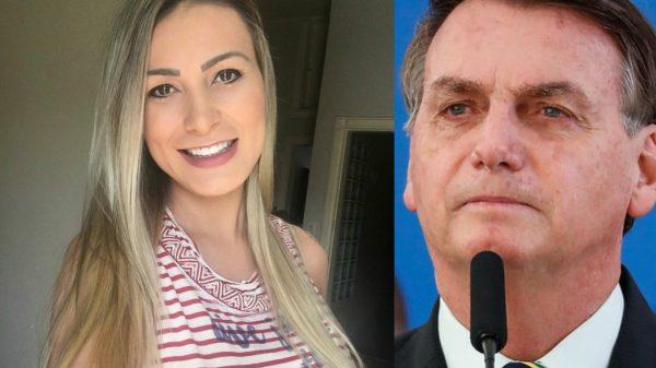 O retorno? Andressa Urach faz comentário debochado e deixa de seguir Bolsonaro