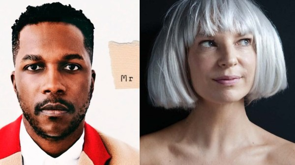 """Com Sia, Leslie Odom Jr. lança remix de """"Cold"""""""