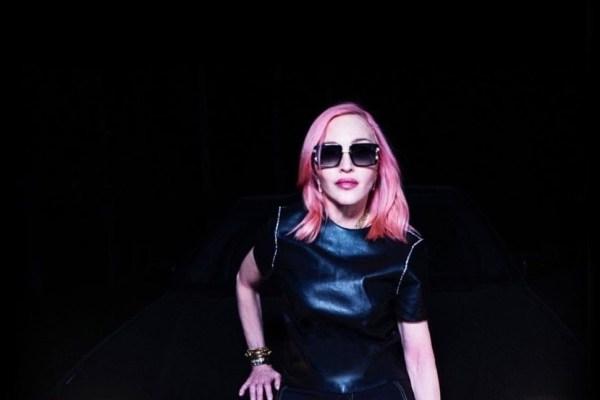 Madonna revela lançamento de mixtape para a próxima semana