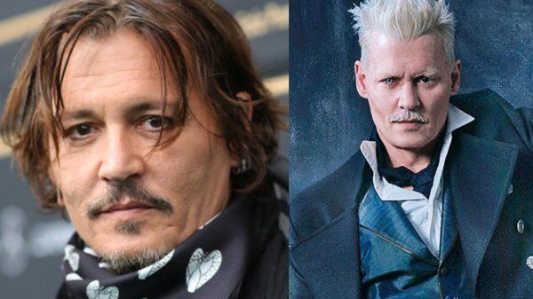 Johnny Depp é demitido e não interpretará Grindelward em 'Animais Fantásticos 3'