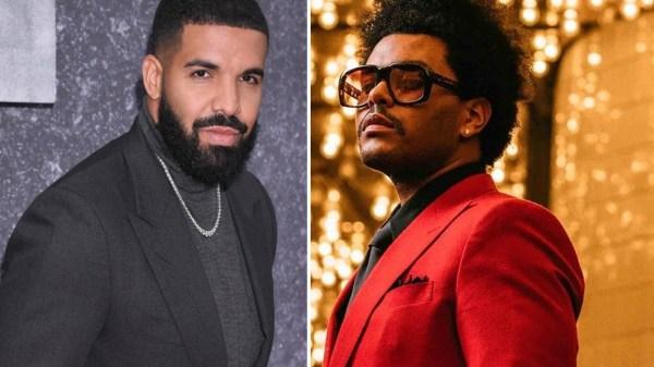 """Defendendo The Weeknd, Drake critica Grammy e afirma que a premiação """"não importa mais"""""""