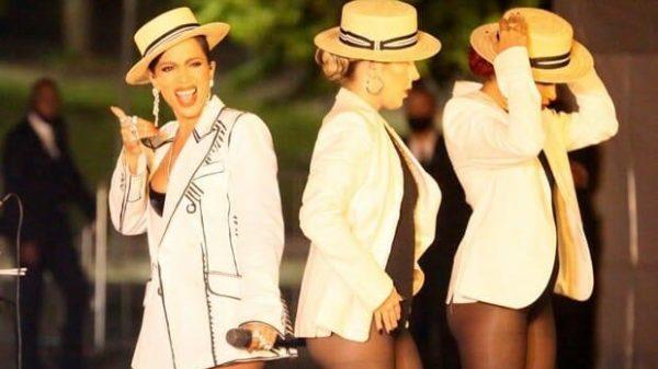 Anitta grava performance para o Grammy Latino no Rio