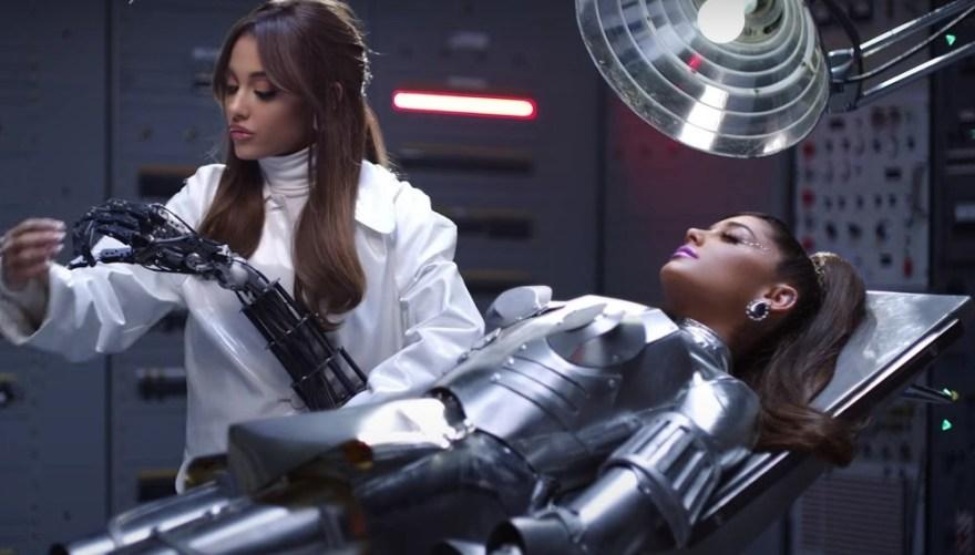 Positions de Ariana Grande ultrapassa a marca de 1.1 bilhão de streams no Spotify