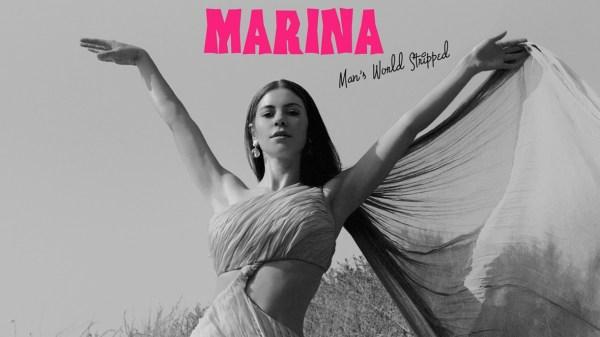 """Marina lança versão acústica de """"Man's World"""""""