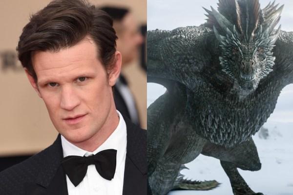 """Matt Smith entra para o elenco de """"House of the Dragon"""", série derivada de """"Game Of Thrones"""""""