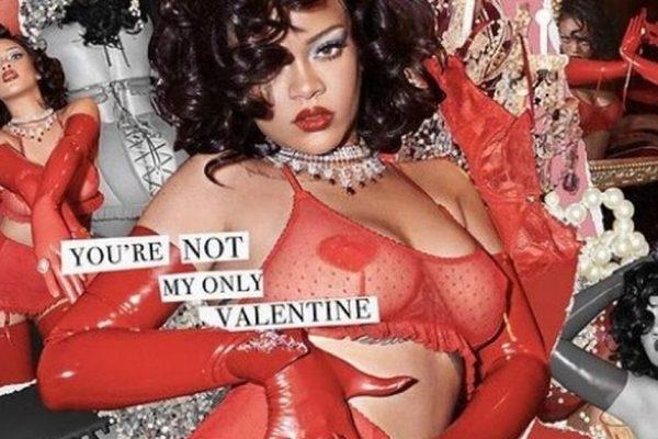 Rihanna (Foto: Reprodução/ Instagram)