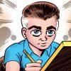 Biografia em quadrinhos de Jack Kirby é lançada no Brasil