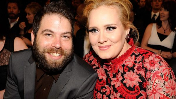 Adele e Simon Konecki (Foto: Getty)
