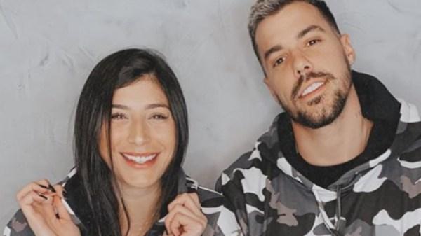 Após pedido de casamento na TV, chega ao fim noivado de Lipe Ribeiro e Yá Burihan