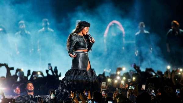 Ludmilla estava em estúdio com o produtor de 'Drunk In Love' e confirma que vai lançar música R&B