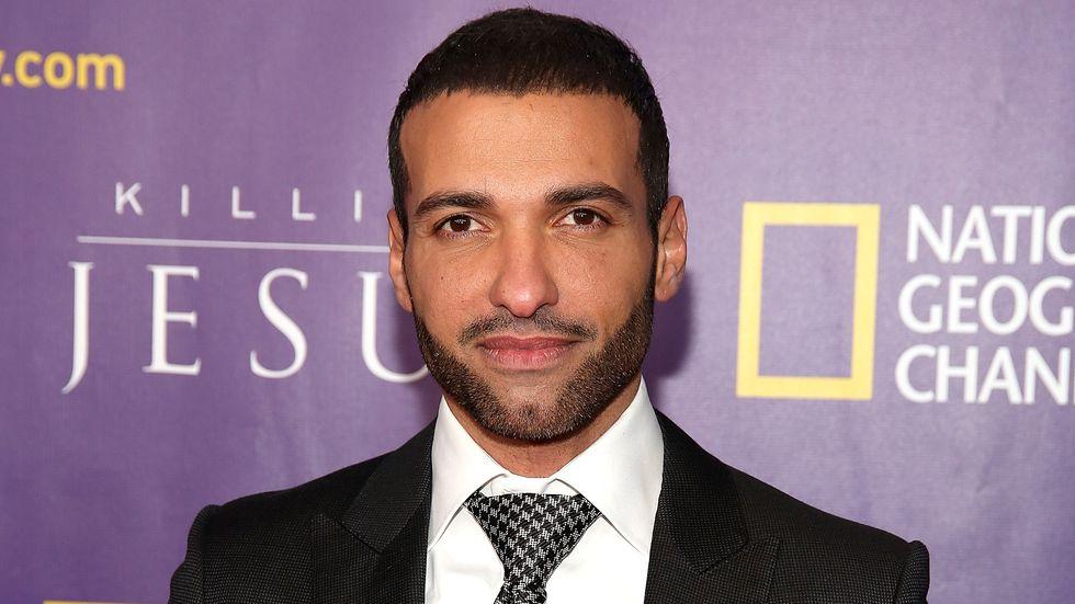 """Haaz Sleiman está no elenco de """"Os Eternos"""""""