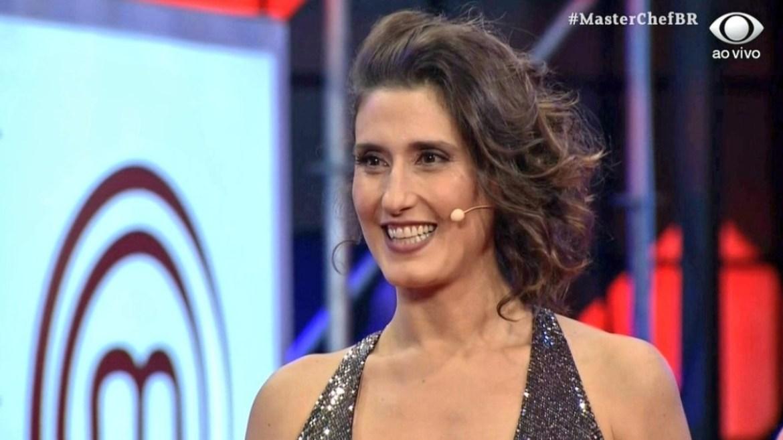 Paola Carosella rescinde contrato com a Band e deixa o MasterChef Brasil