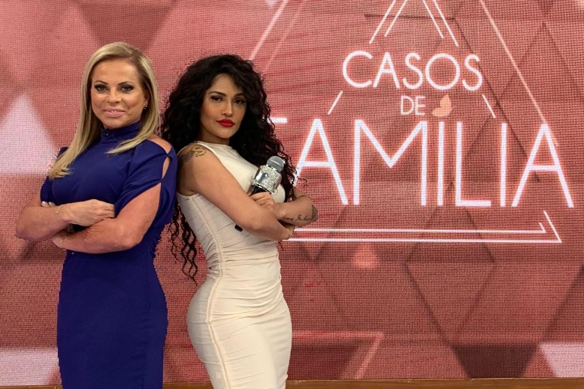Flay no Casos de Família (Foto: Divulgação / Ari Prensa)
