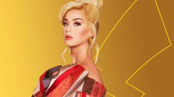 """""""Electric"""", parceria entre Katy Perry e Pokémon, deve ser lançada no próximo dia 16"""