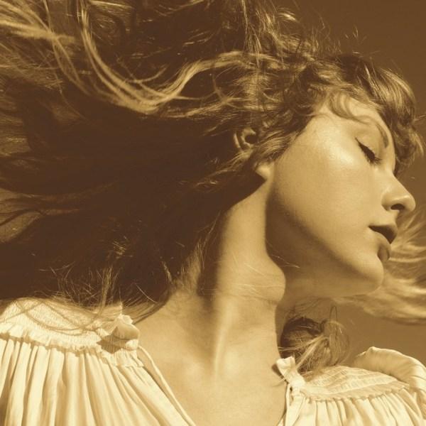 Taylor Swift capa lançamentos