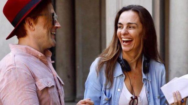 Paulo Gustavo e Susana Gacia - Imagem: Reprodução