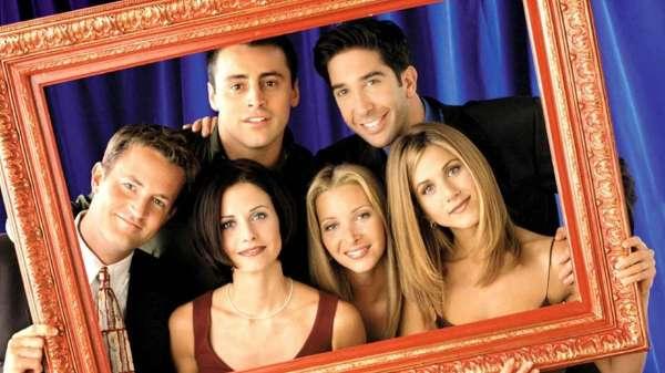 """Elenco de """"Friends"""" - Imagem: Divulgação"""