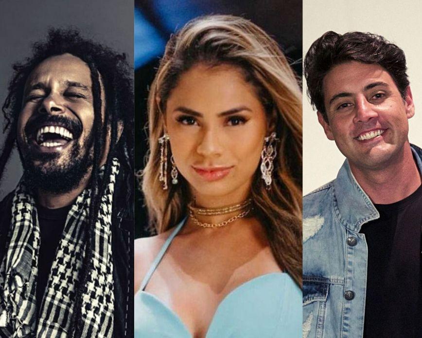 Bruno De Luca, Lexa, Falcão e Melim se juntam em competição de reallity de viagem