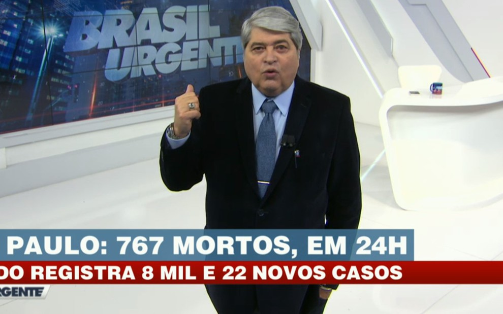 datena detona governo bolsonaro