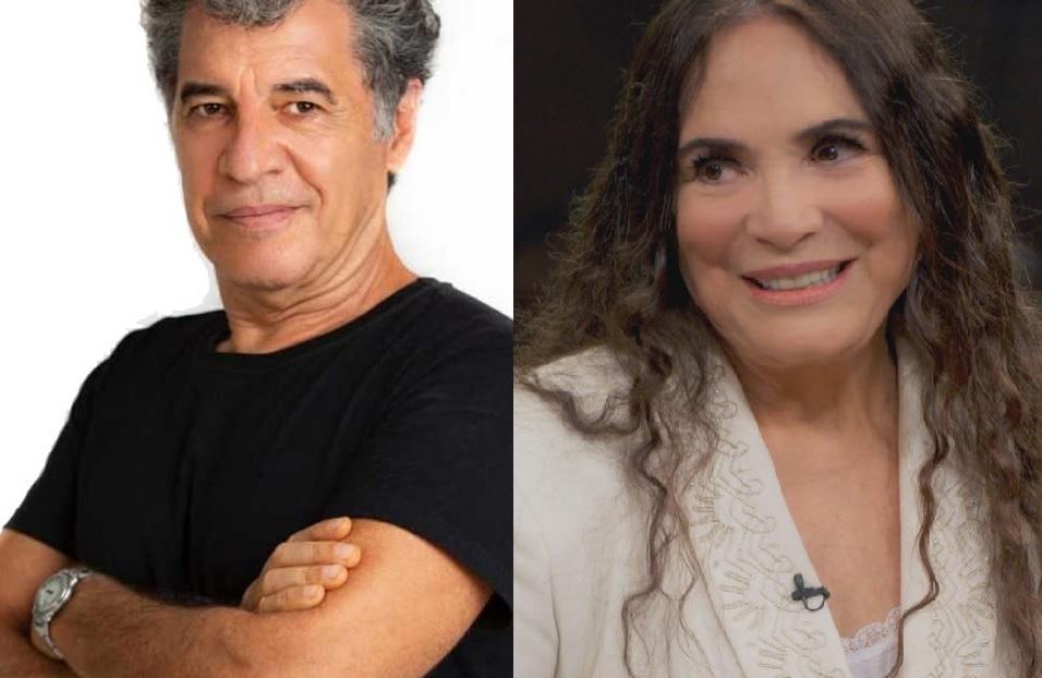 """Paulo Betti detona Regina Duarte: """"Amargurada"""""""