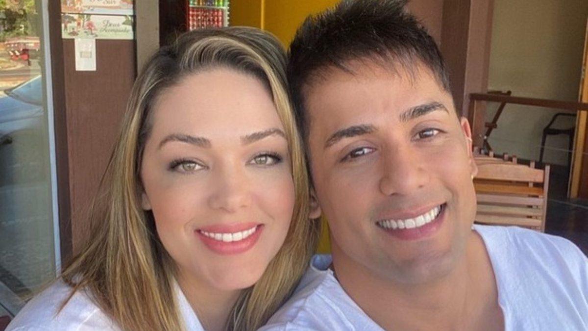 Tiago Piquilo e Tânia Mara