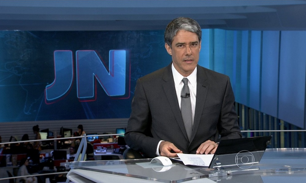 Globo jornal nacional william bonner