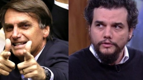 Wagner Moura diz que Bolsonaro veio do esgoto da história