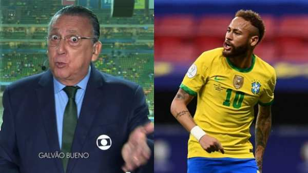 galvão chama neymar idiota
