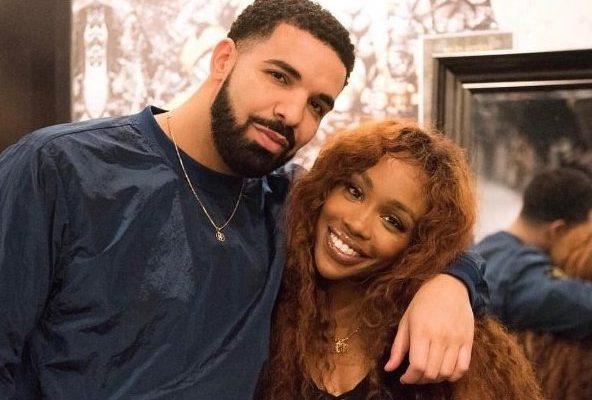 Drake revela ter namorado cantora SZA em nova música