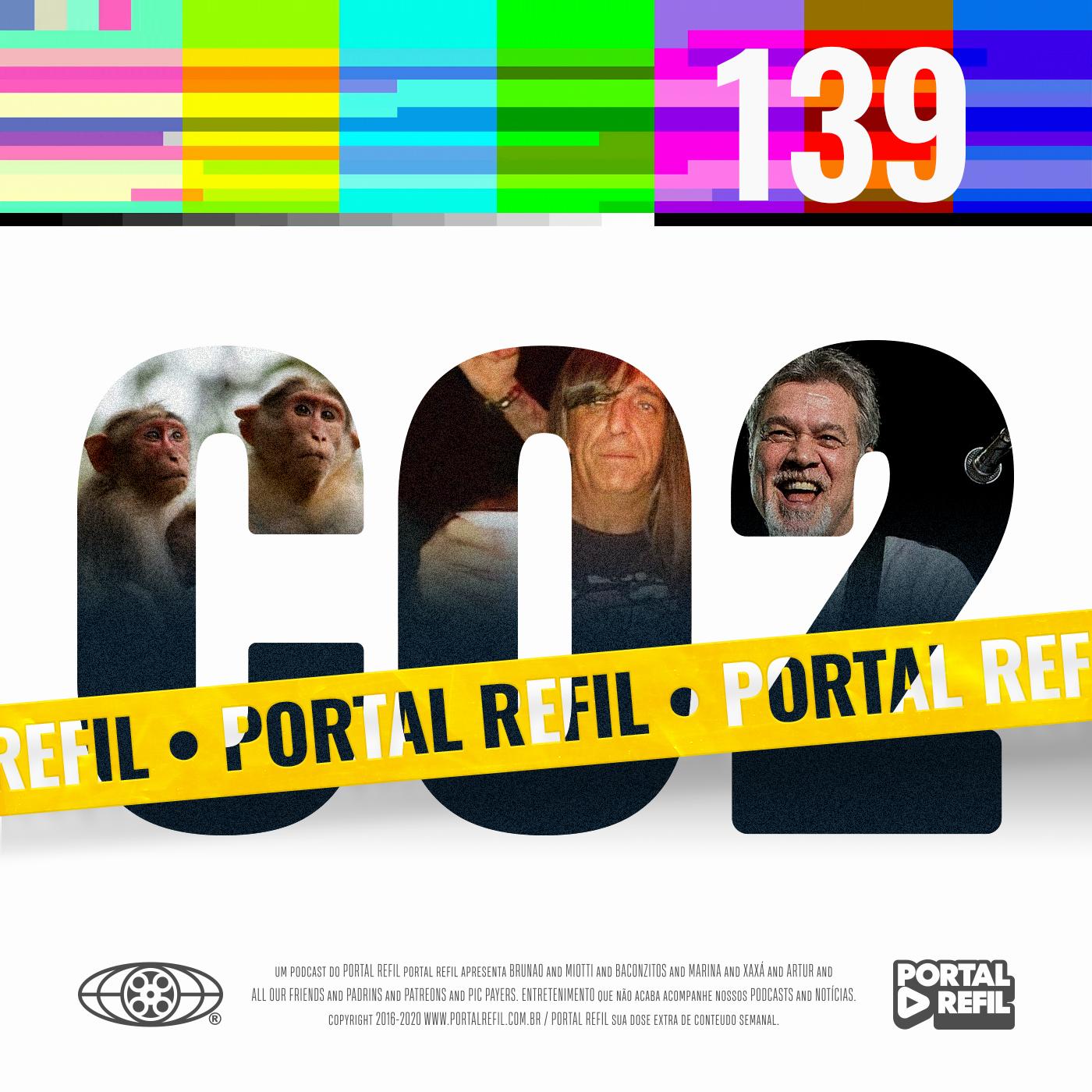 CO2 Episódio 195 – Macacada e o Chaves Metaleiro