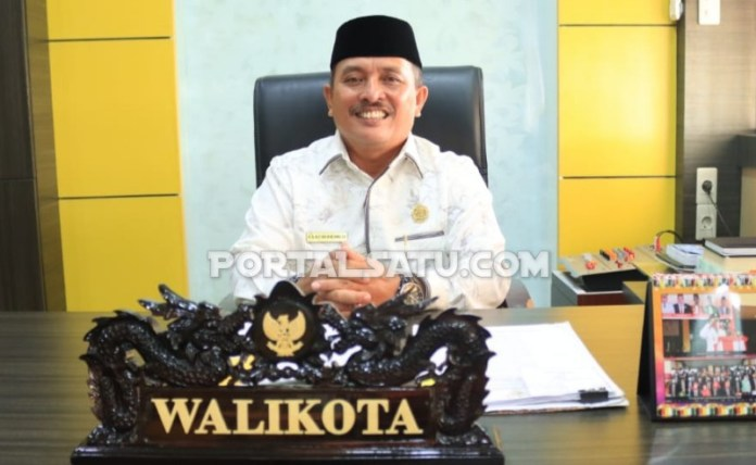 Wali Kota Affan Alfian Bintang