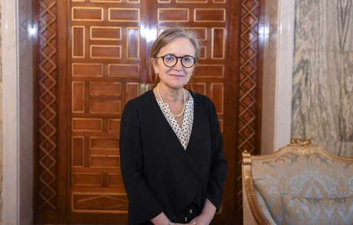 Najla-Bouden-AFP-Kepresidenan-Tunisia