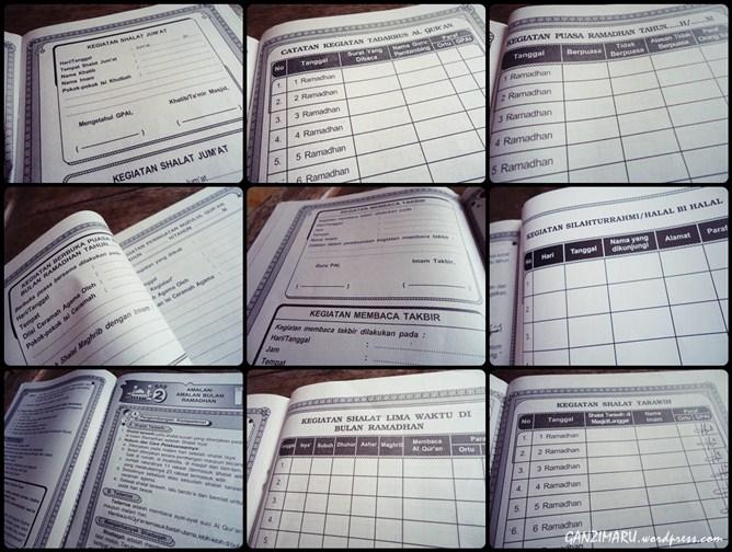 Buku Ramadhan Sd