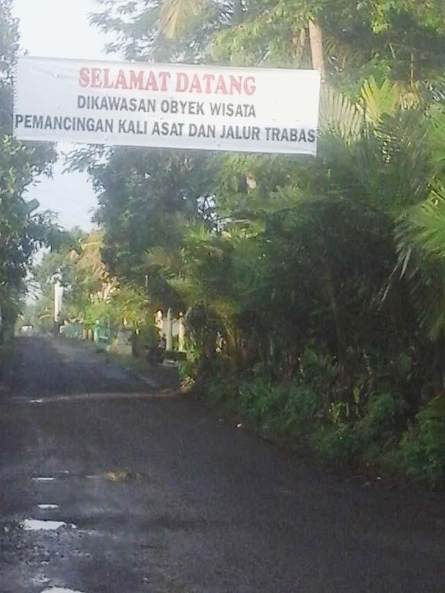 Jalan Rusak Banjarnegara