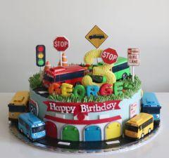 custom cake jakarta