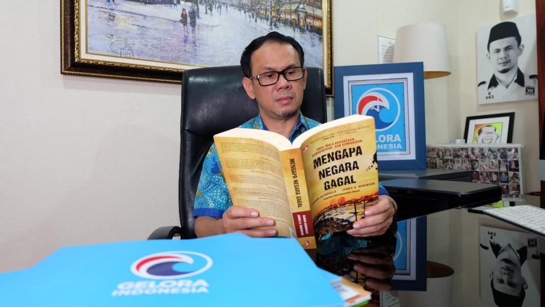 Gelora : DPR Kehilangan Orientasi dengan Pertahankan RUU HIP di Prolegnas