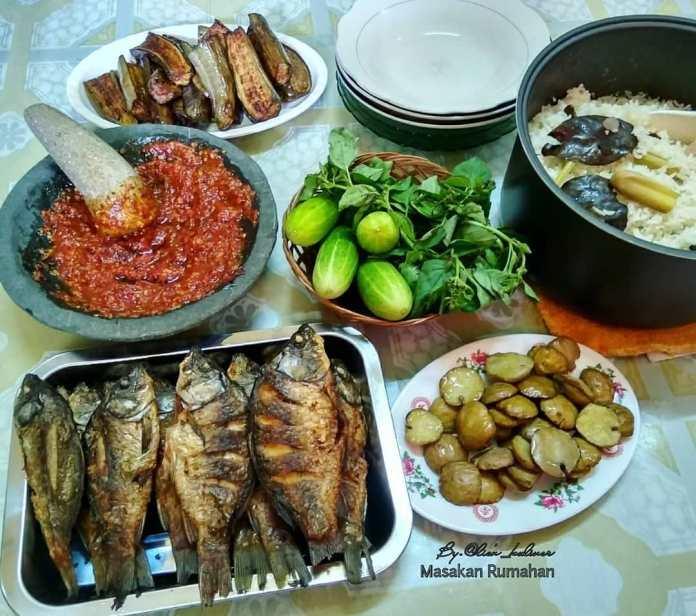 Info kuliner Menu Sehari Hari Ala @lisna lisnawati71 Assalamualaikum Maksi tadibikin N