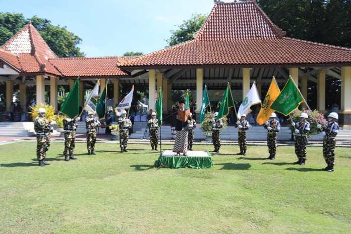 1603336956 40 Peringatan Hari Santri Nasional 2020 di Kabupaten Sidoarjo Selamat Hari