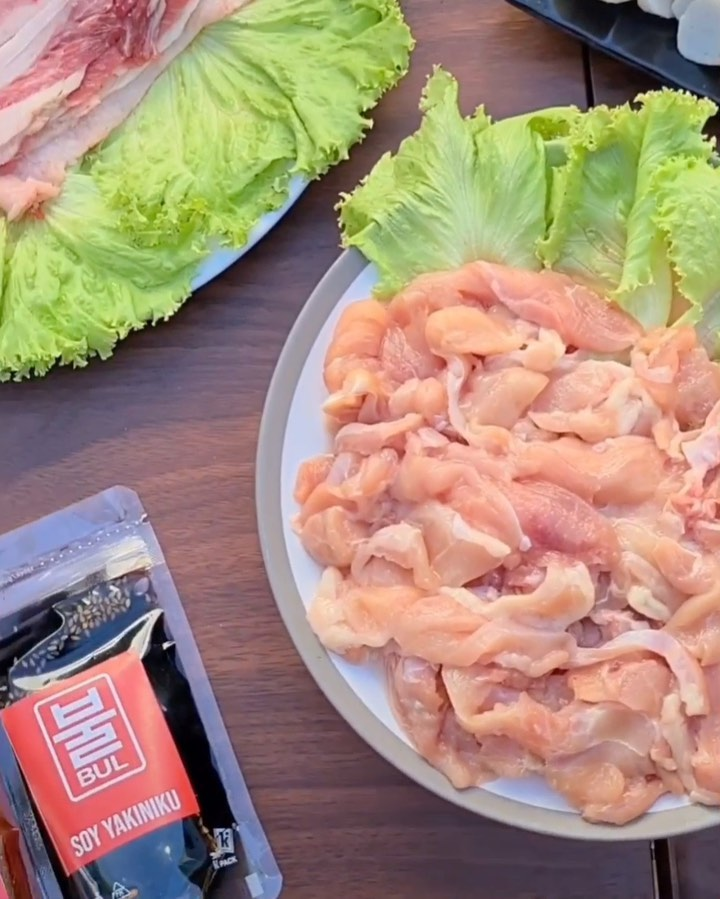 GIVE AWAY BBQ ALA KOREA DI RUMAH Pengen ngegrill ala