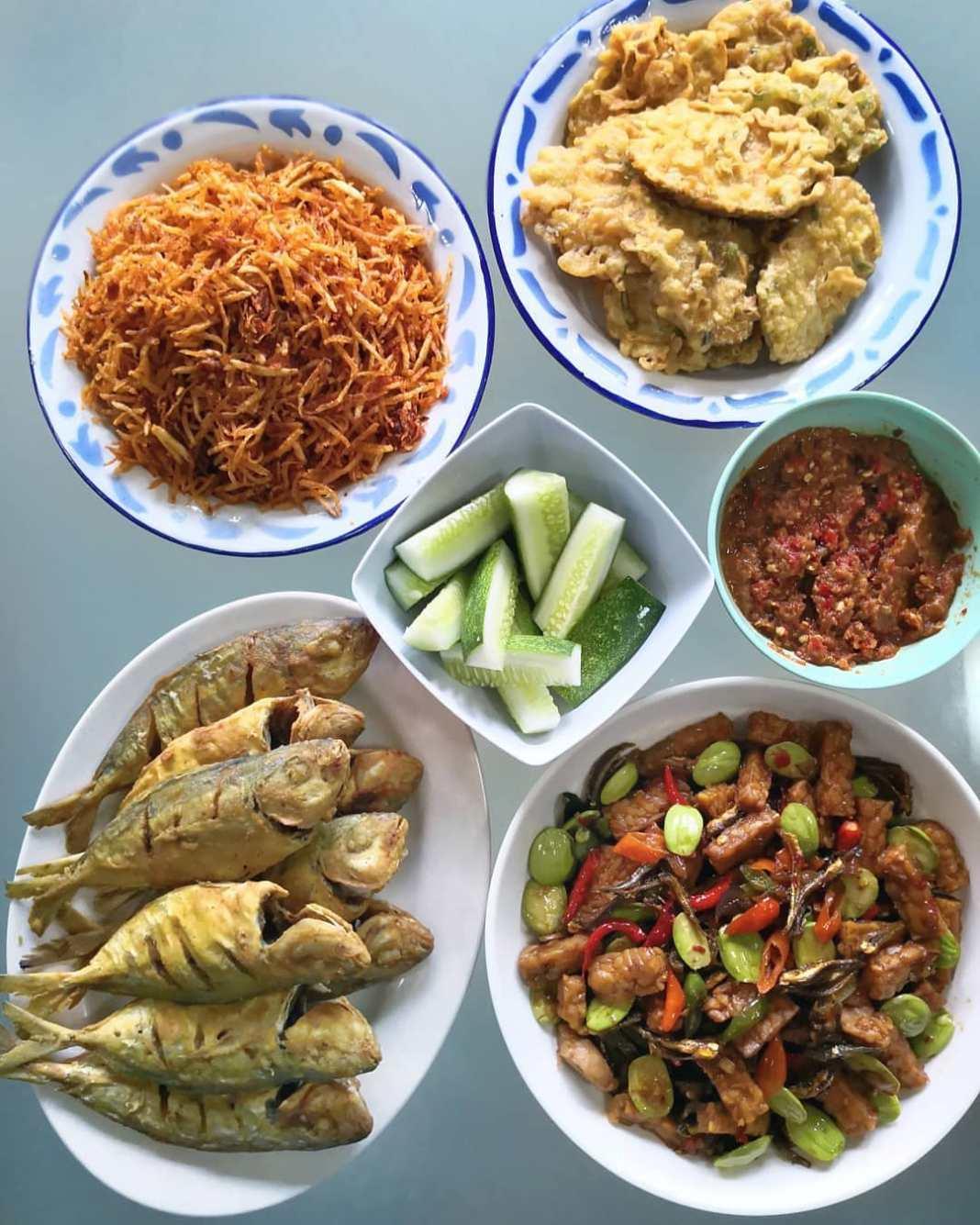.  Menu Sehari-Hari Ala @maybelin_ma  .  Menu sederhana ala rumahan, menu supnya...