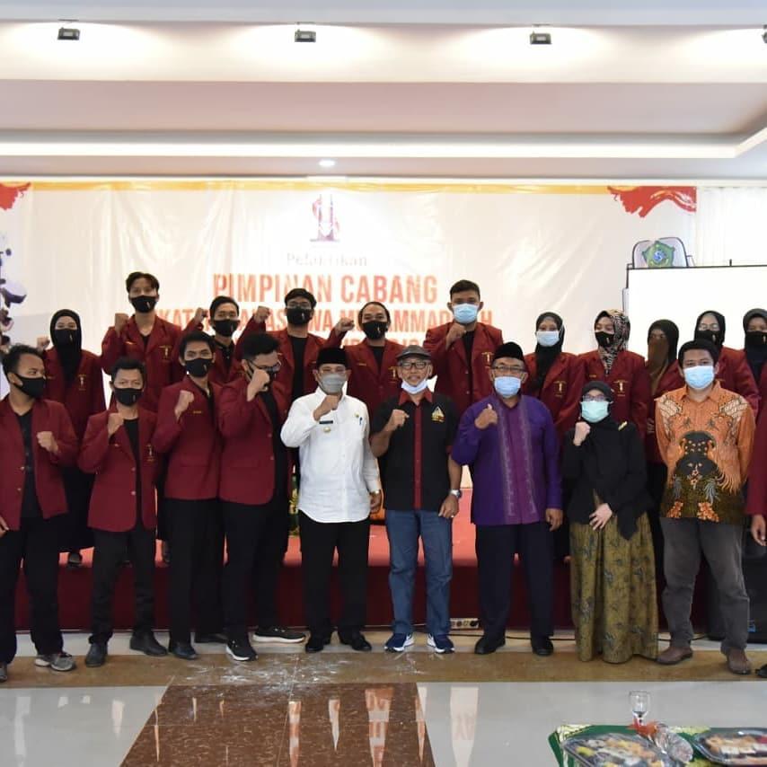 Pemuda Muhammadiyah Diajak Ikut Membangun Kab...