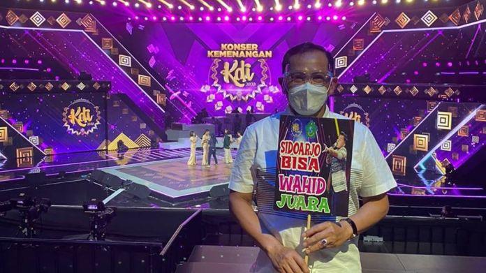 1604360461 517 Wahid Juara Ketiga KDI 2020 Pj Bupati Hudiy