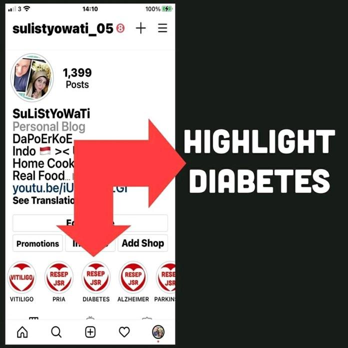 1604482422 996 Info sehat Tips Mengatasi Diabetes Mellitus Dengan mengkonsumsi makanan yg