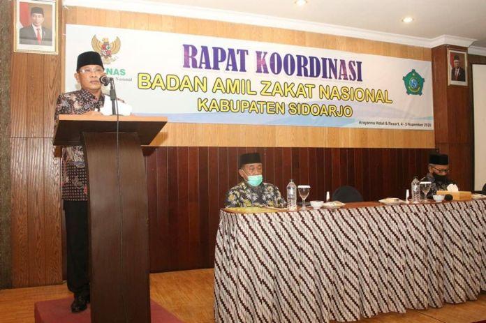 1604636784 50 Potensi Zakat di Kabupaten Sidoarjo Sangat Be