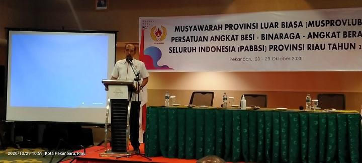 PBFI Riau Dipersoalkan