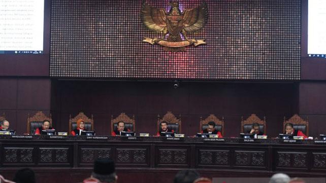 Revisi UU MK Dinilai Cacat Formal