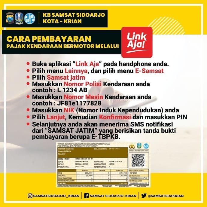 Sobat Wajib Pajak Jawa Timur Berbagai kemudahan kami tawarkan untuk